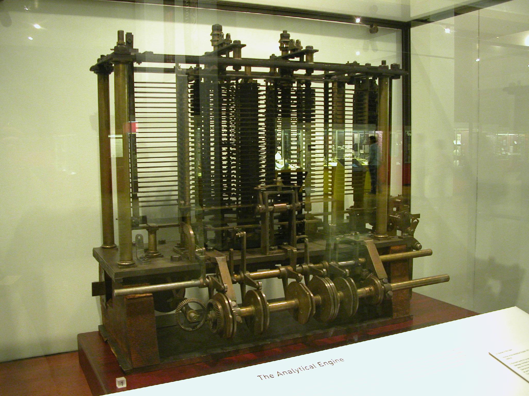 Pierwszy komputer – jaki był? Kto go skonstruował?   Wpisy ...